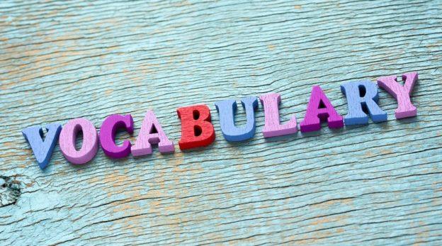 IELTS vocabulary course