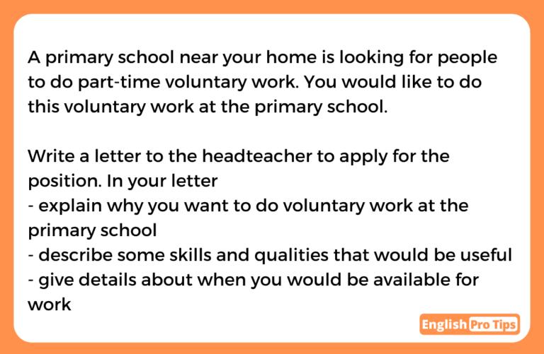 General Task 1 Primary School